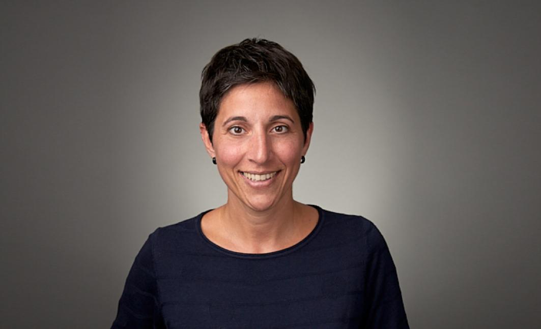 Géraldine Rubin, infirmière libérale, formatrice et fondatrice de Enzym Formation, partenaire de Santé Académie