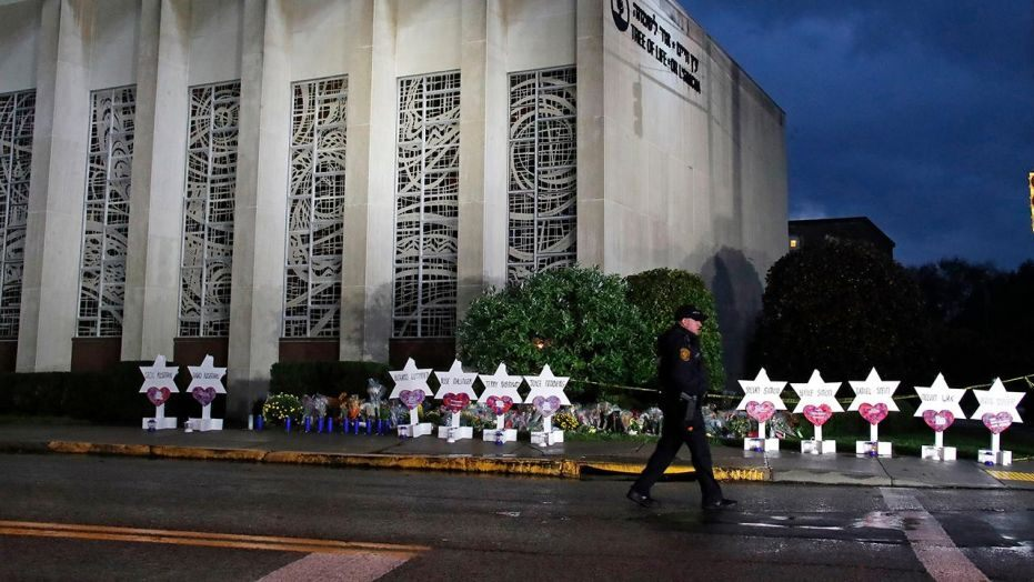 active shooter at synagogue