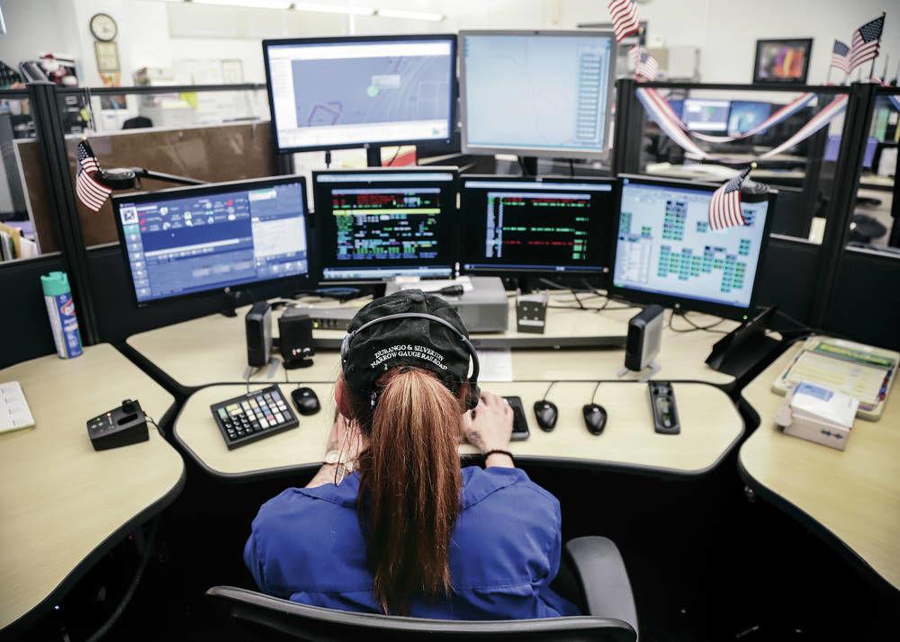 911 Operator in Santa Fe