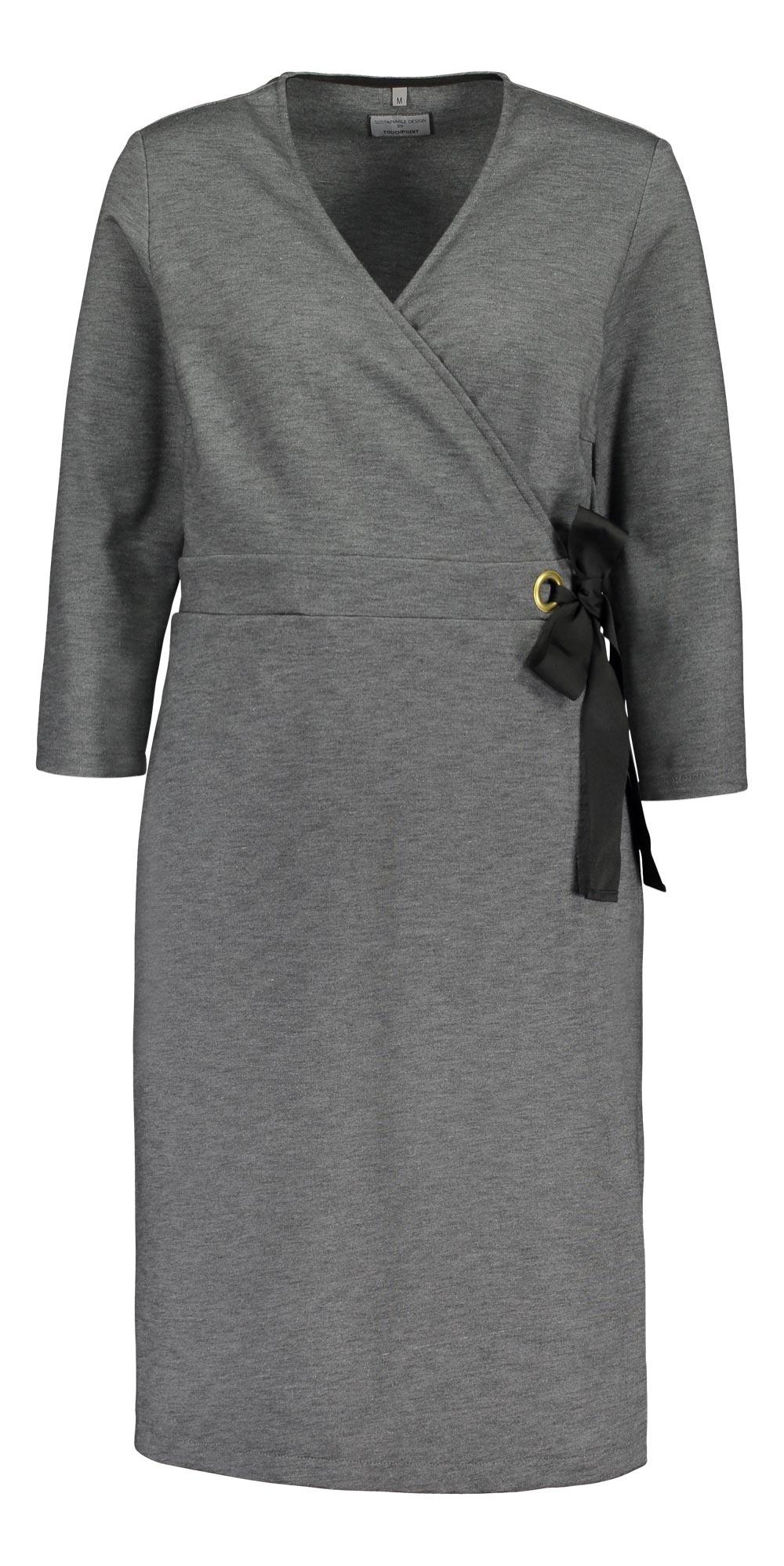 Rosella kietaisu mekko, harmaa