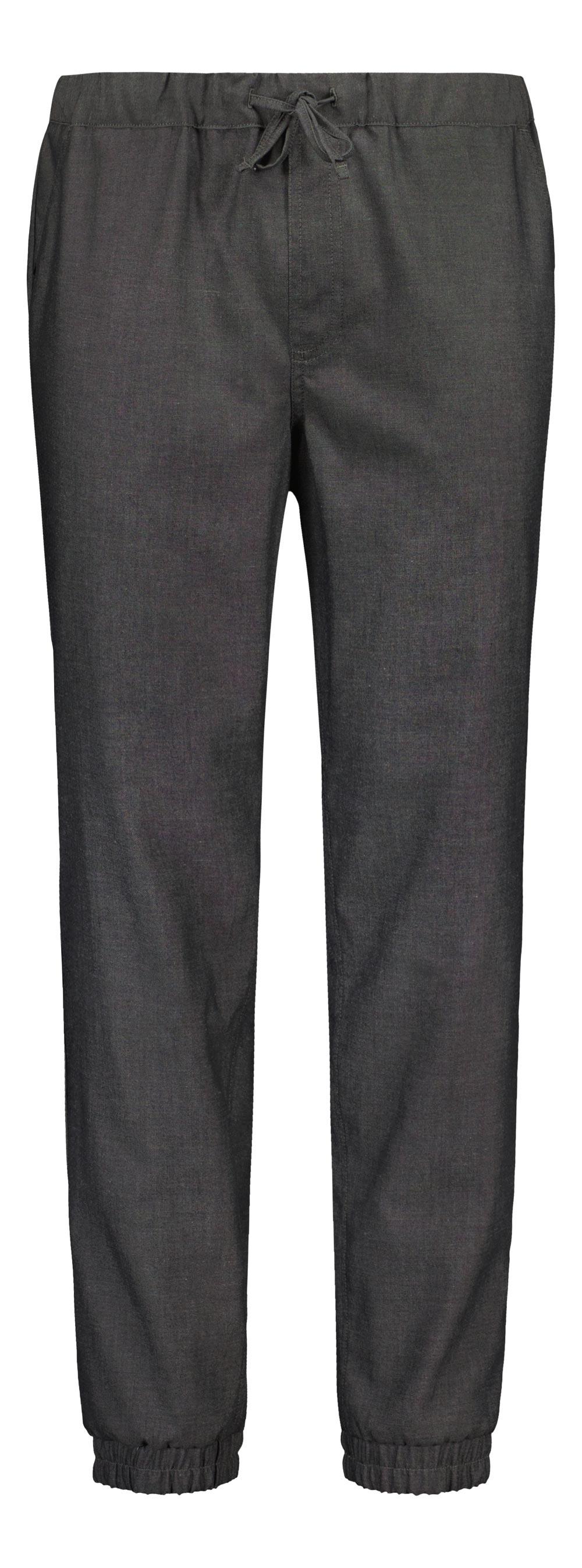 Robi housut, unisex, harmaa