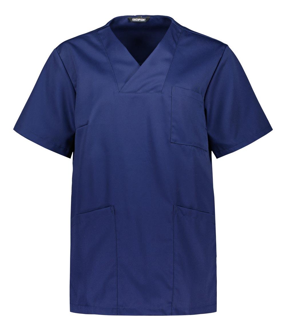 Hellu naisten hoitopaita, sininen