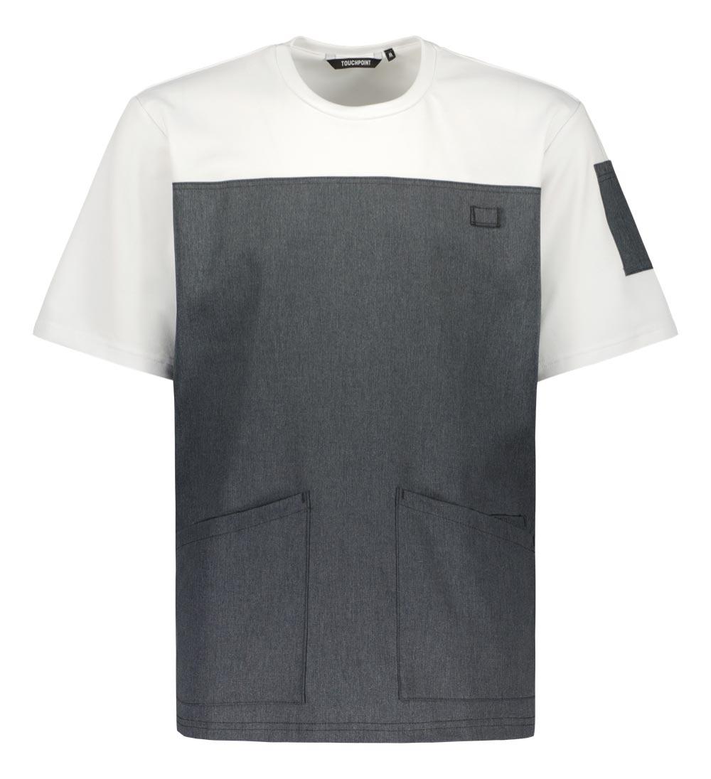 Emel t-paita, valkoinen