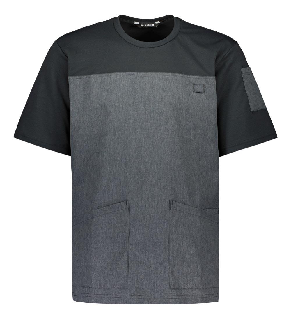 Emel t-paita, harmaa