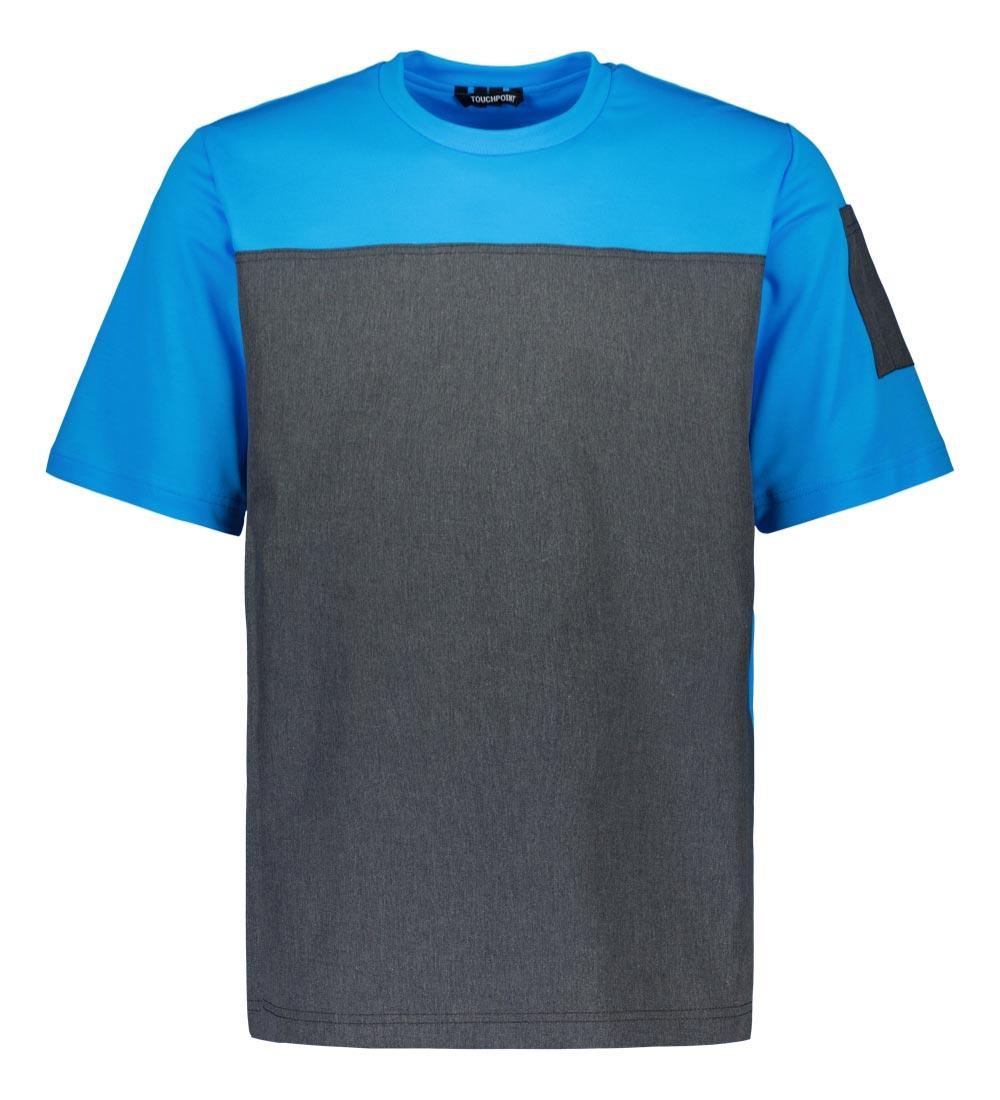 Eelis t-paita, turkoosi