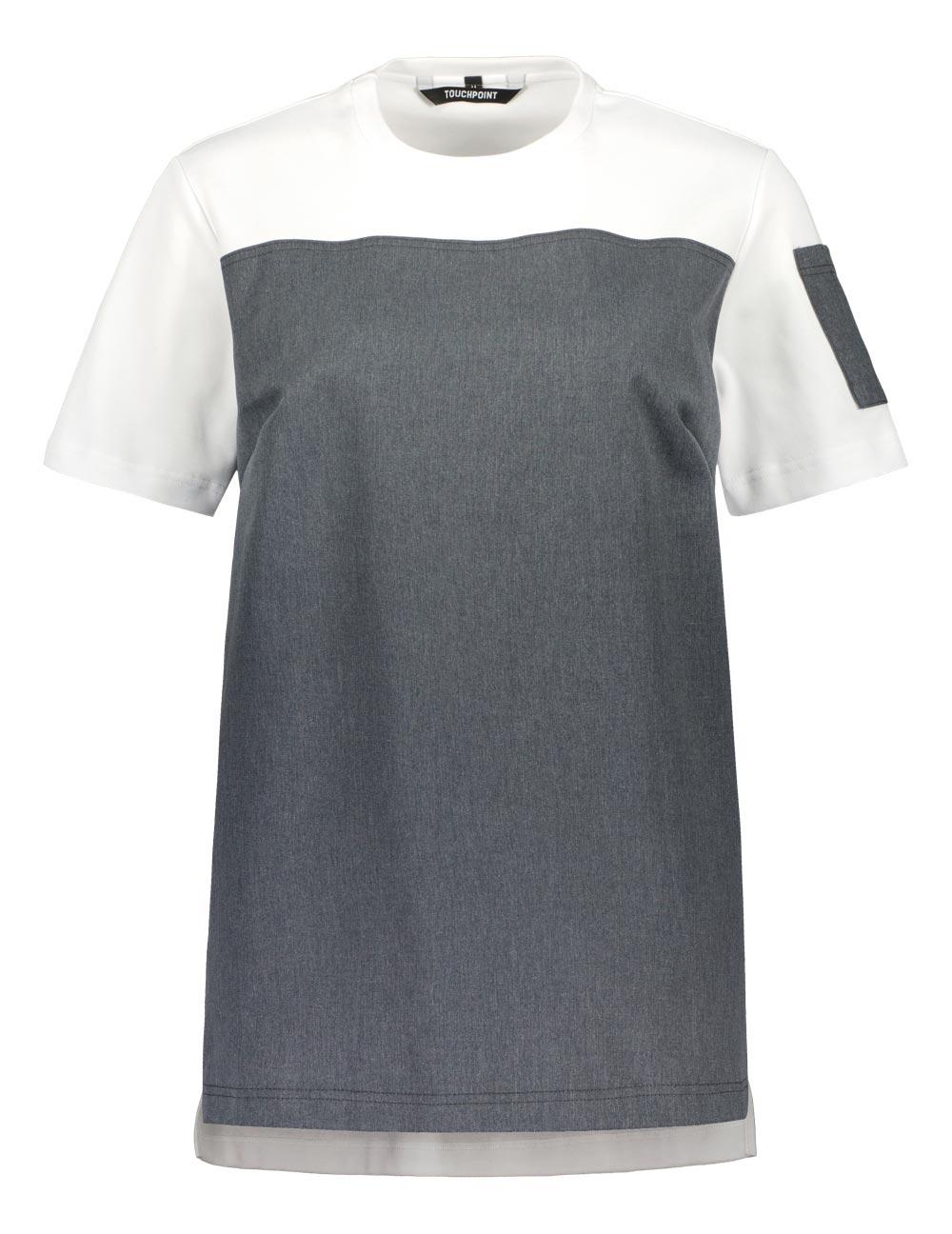 Elisa t-paita, valkoinen