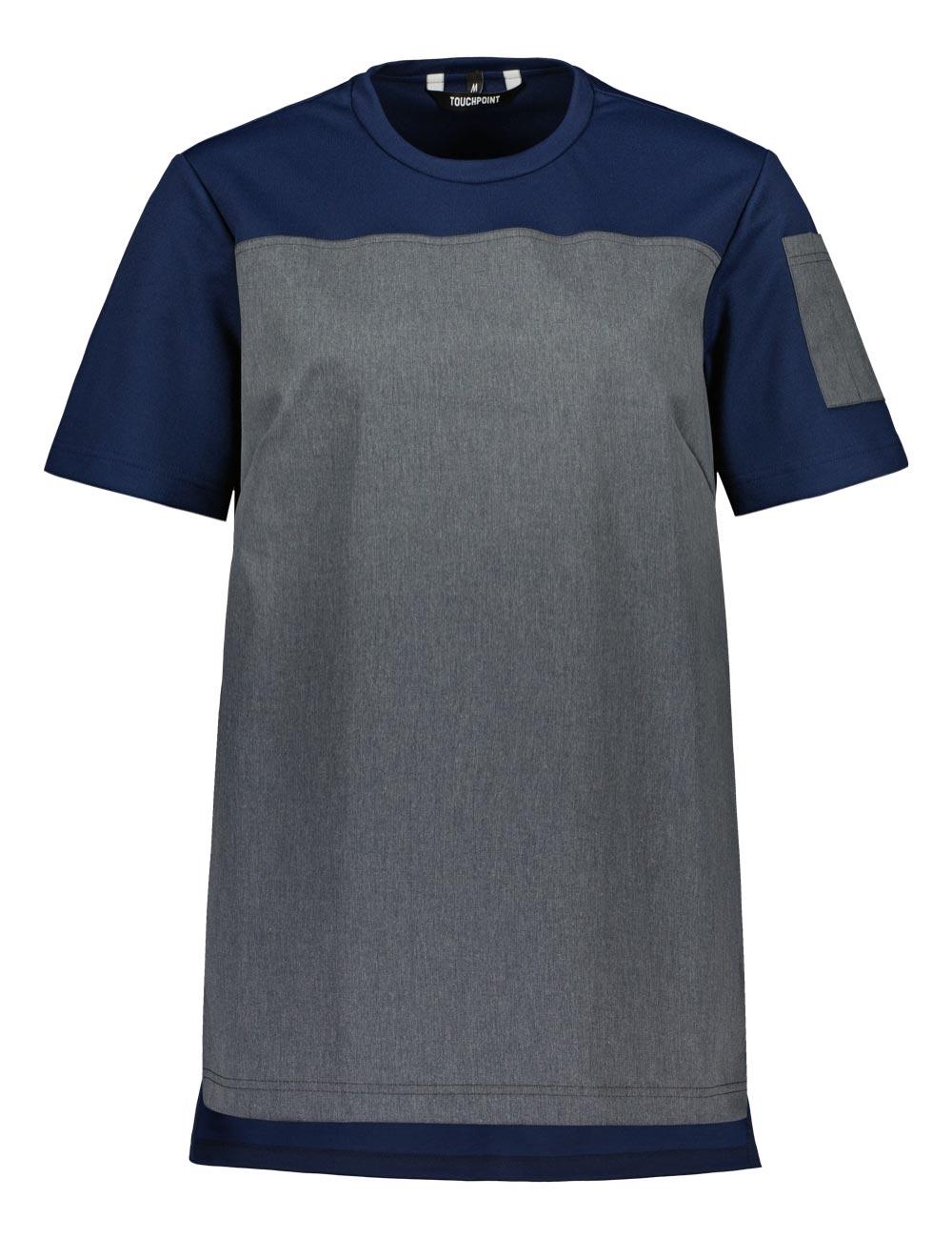 Elisa t-paita, sininen
