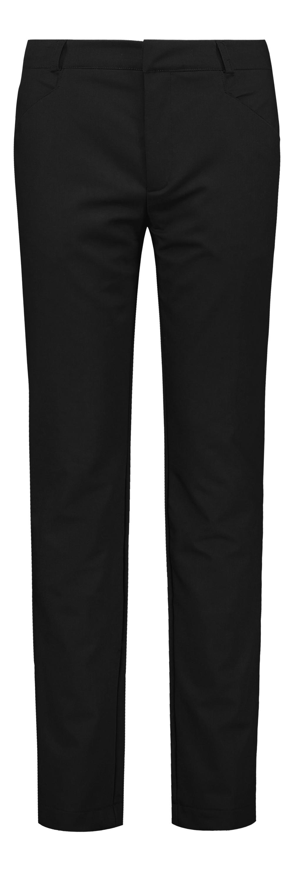 Meghan naisten housut, musta