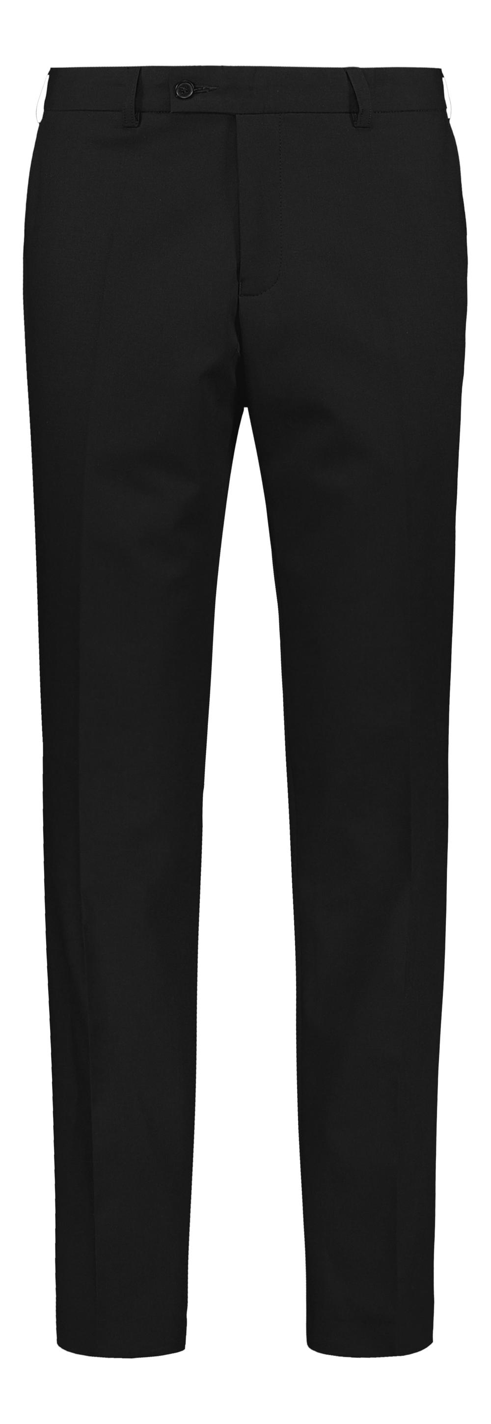 William miesten housut, musta