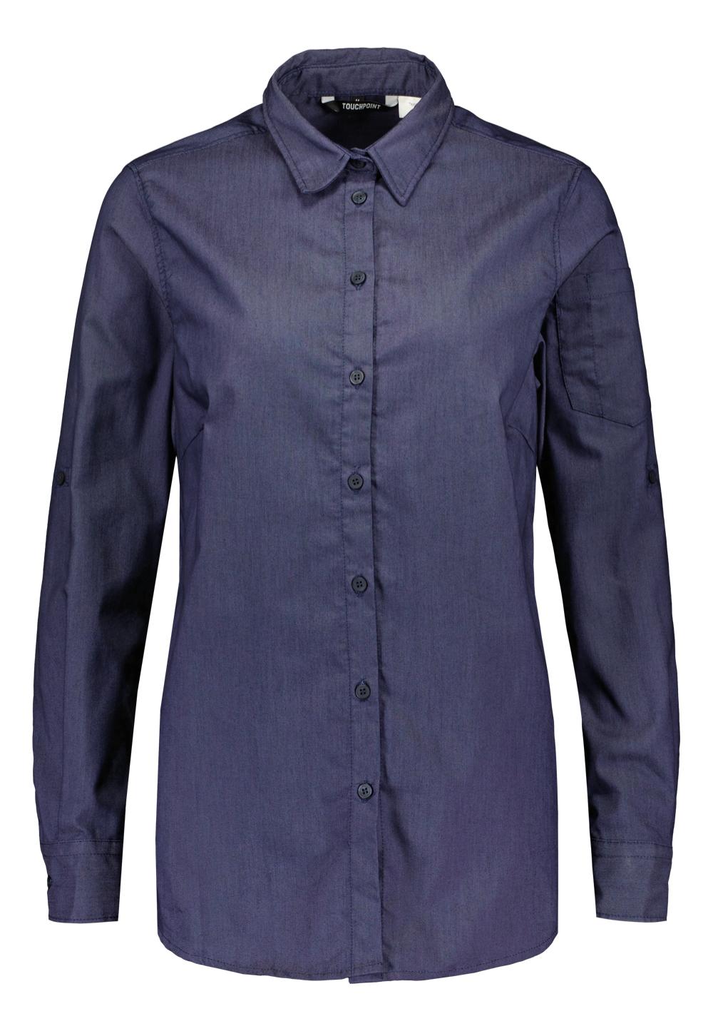 Tiina naisten paitapusero, sininen