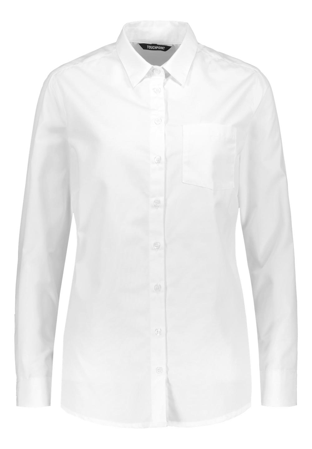 Rakel naisten paitapusero, valkoinen