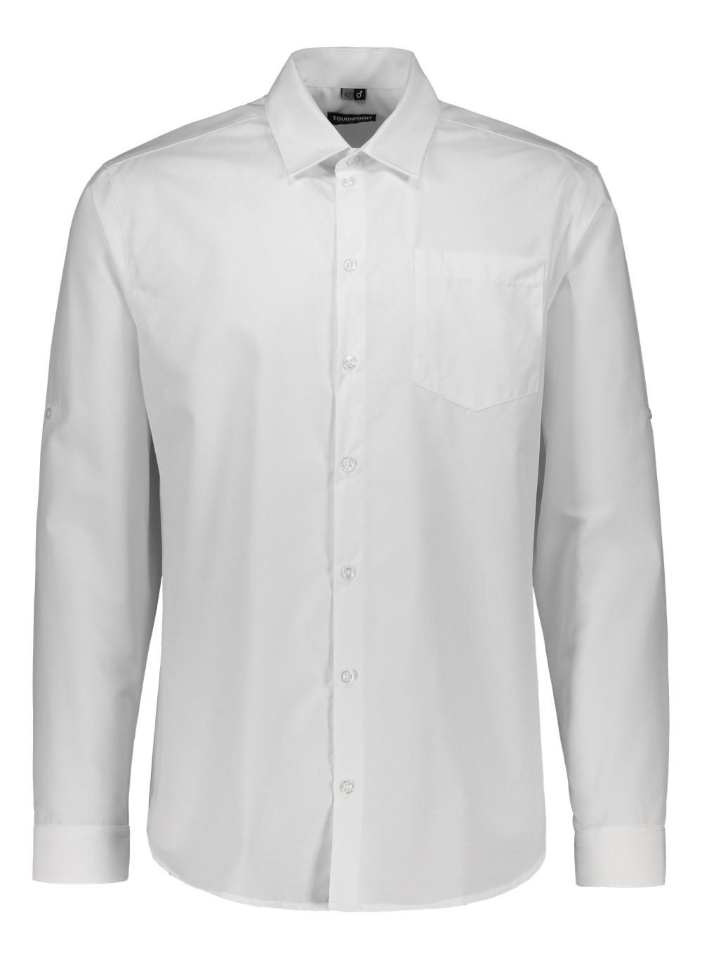 Roni miesten paitapusero, valkoinen