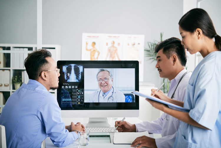 Scouting Technology for the healthcare industry