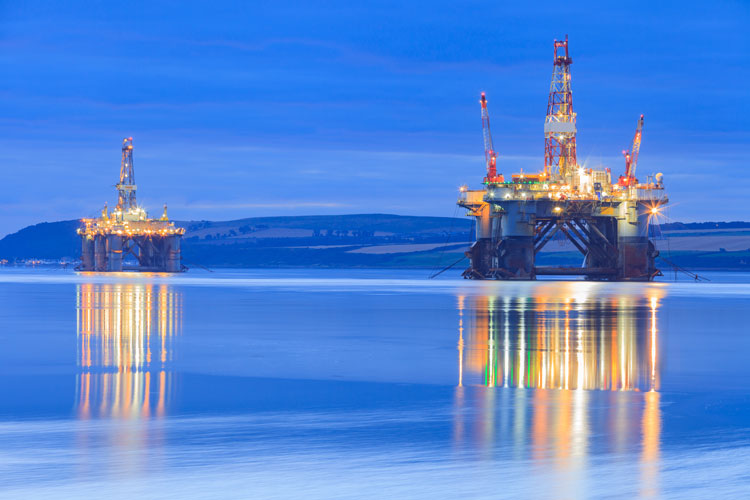 Scouting Technology for the Oil and Gas industry