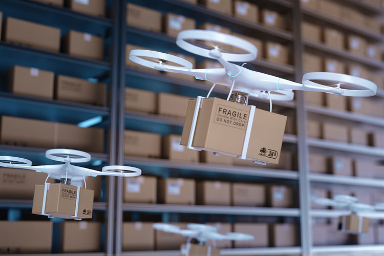 Scouting Technology for the retail and commerce industry