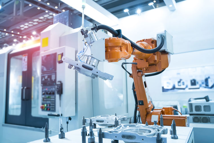 Scouting Technology for the manufacturing industry