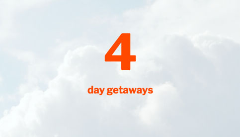 Sky 4 Day Getaways