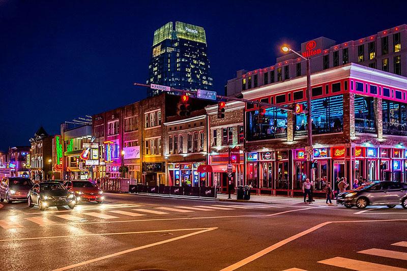 Broadway, Nashville Tennessee