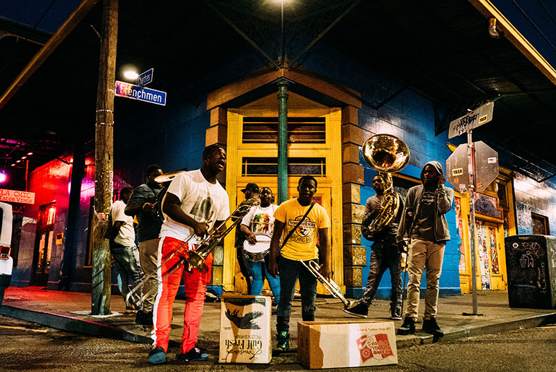 Frenchmen Street New Orleans