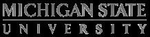 Peer grading at Michigan State University Logo