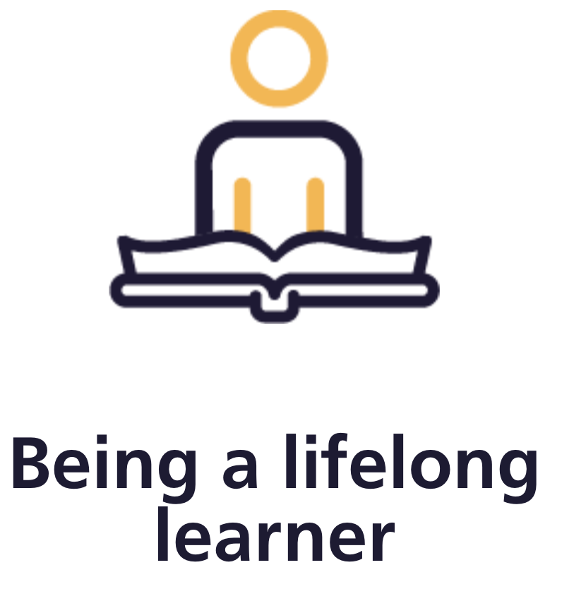 Being a lifelong learner