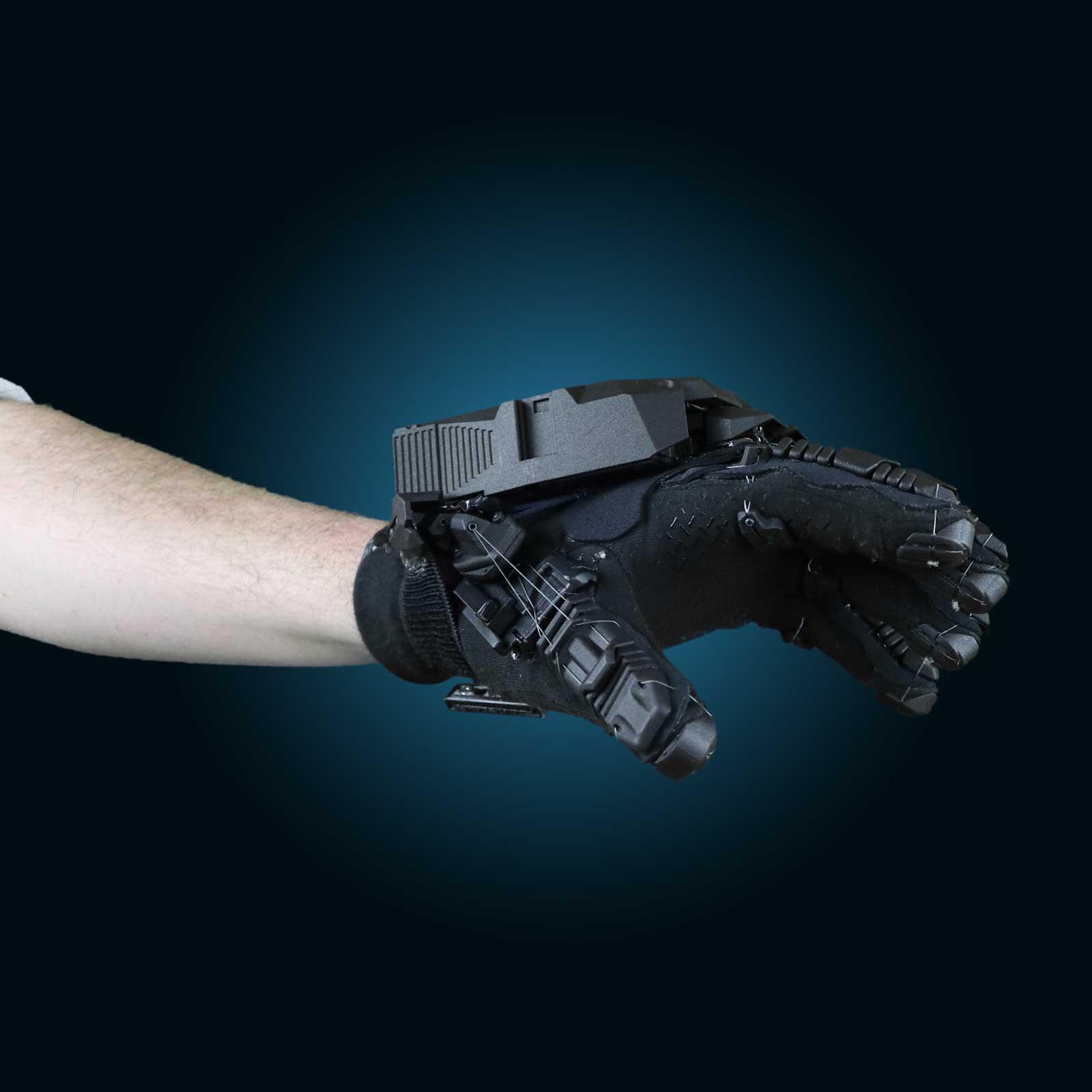 vrgluv force feedback gloves