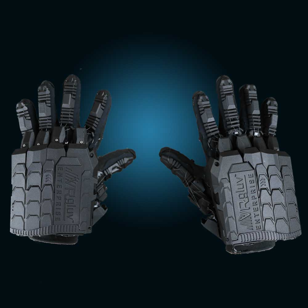 vrgluv enterprise haptic gloves for vr product