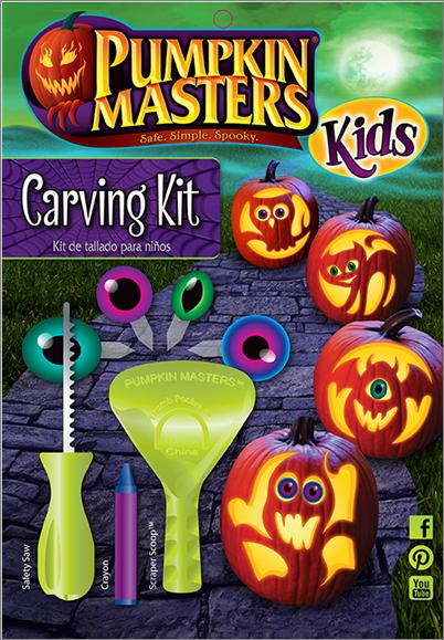 Carving Kit w/ Crayon