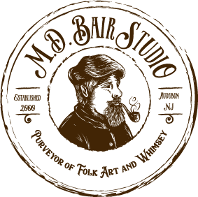 mdbair studio logo