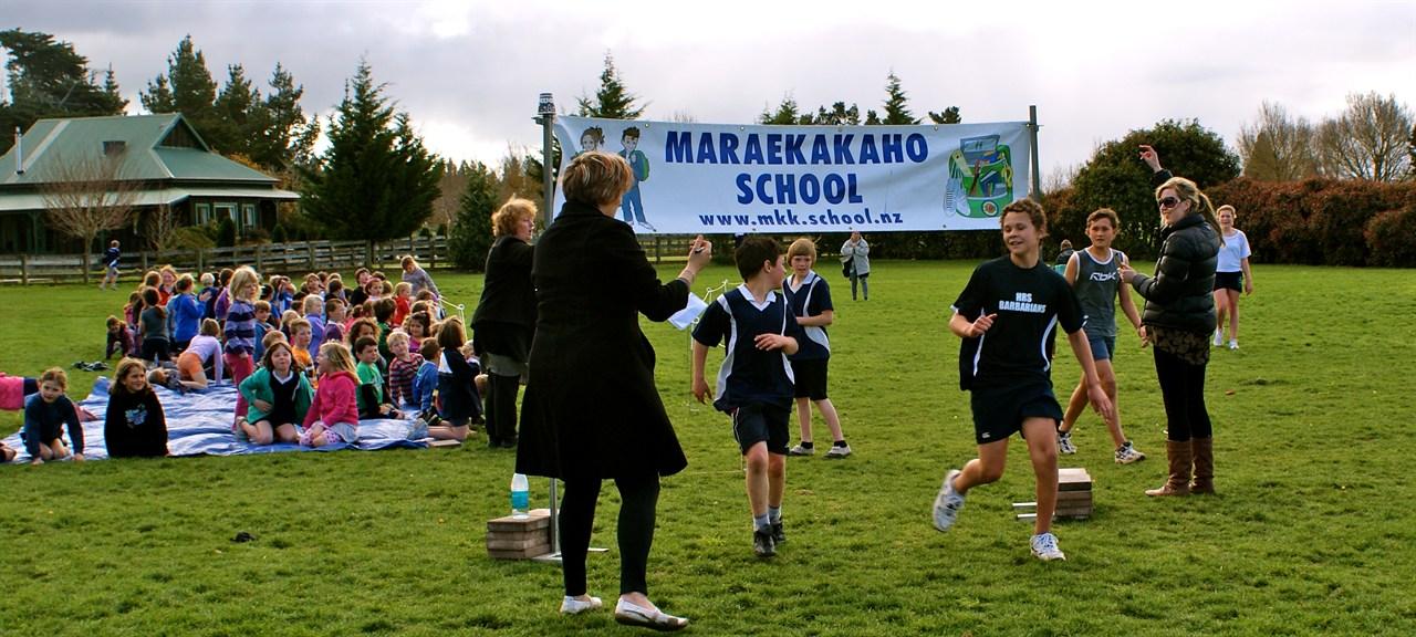 Maraekakaho School building