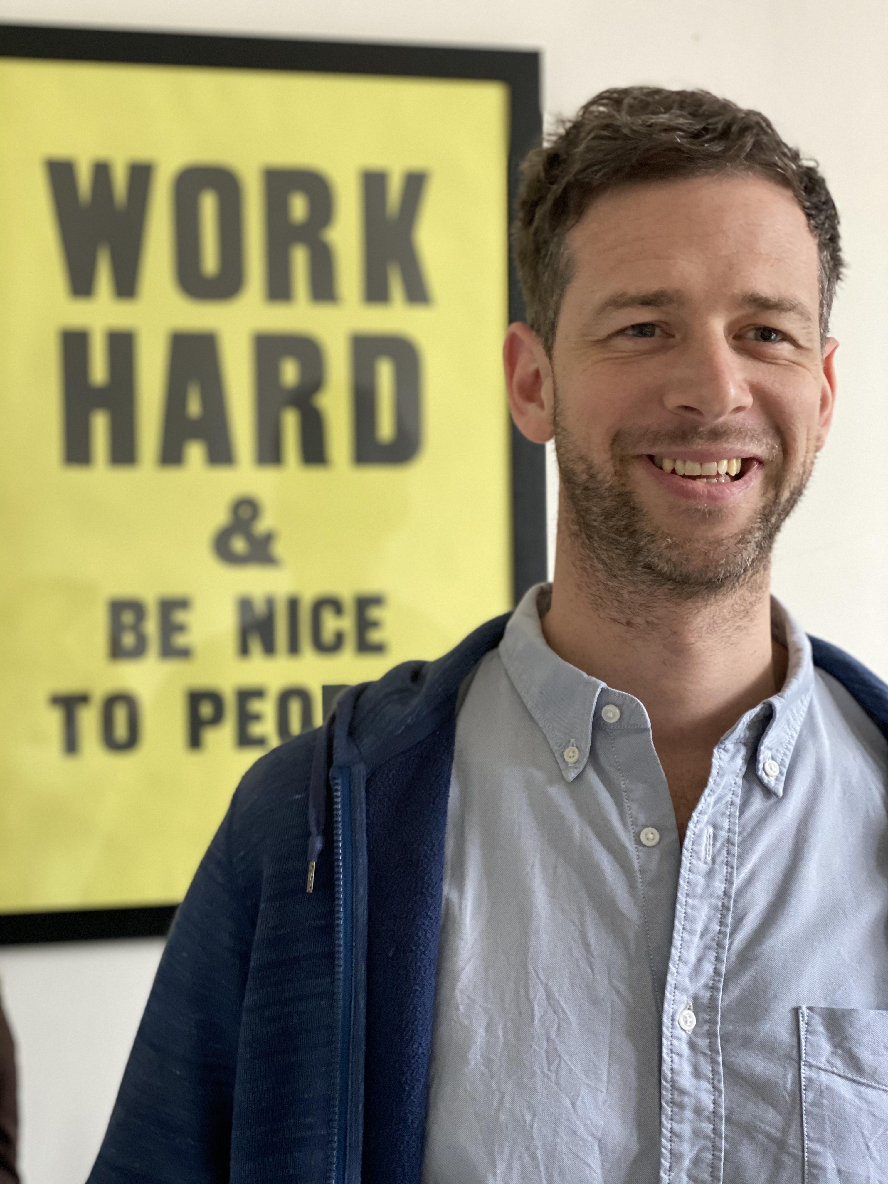 Ben Caulfield, Eedi Co-founder