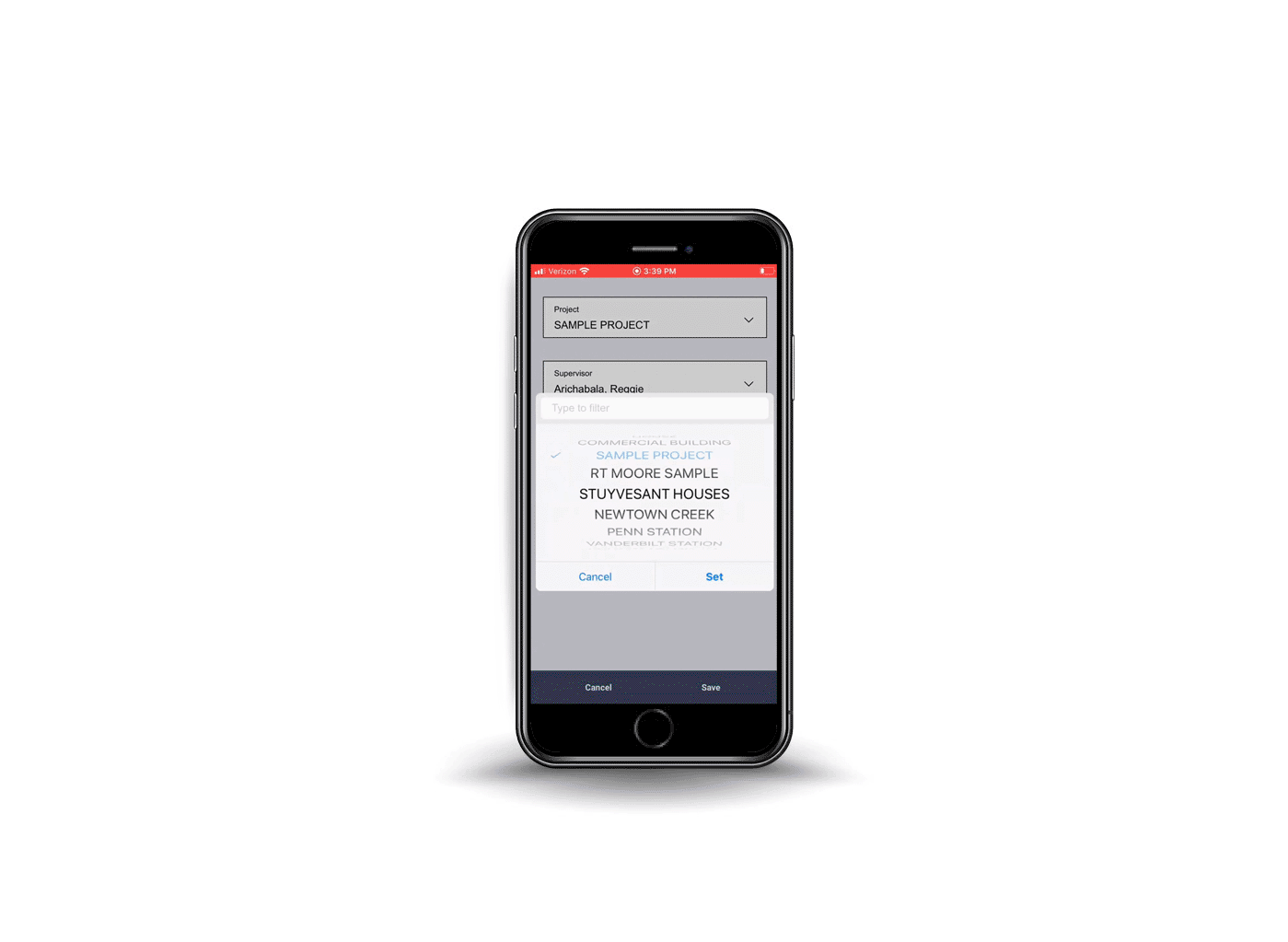 Riskcast's Mobile Access