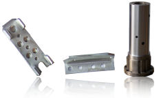 Hard Chrome Plated Parts