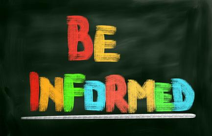 Be Informed Concept