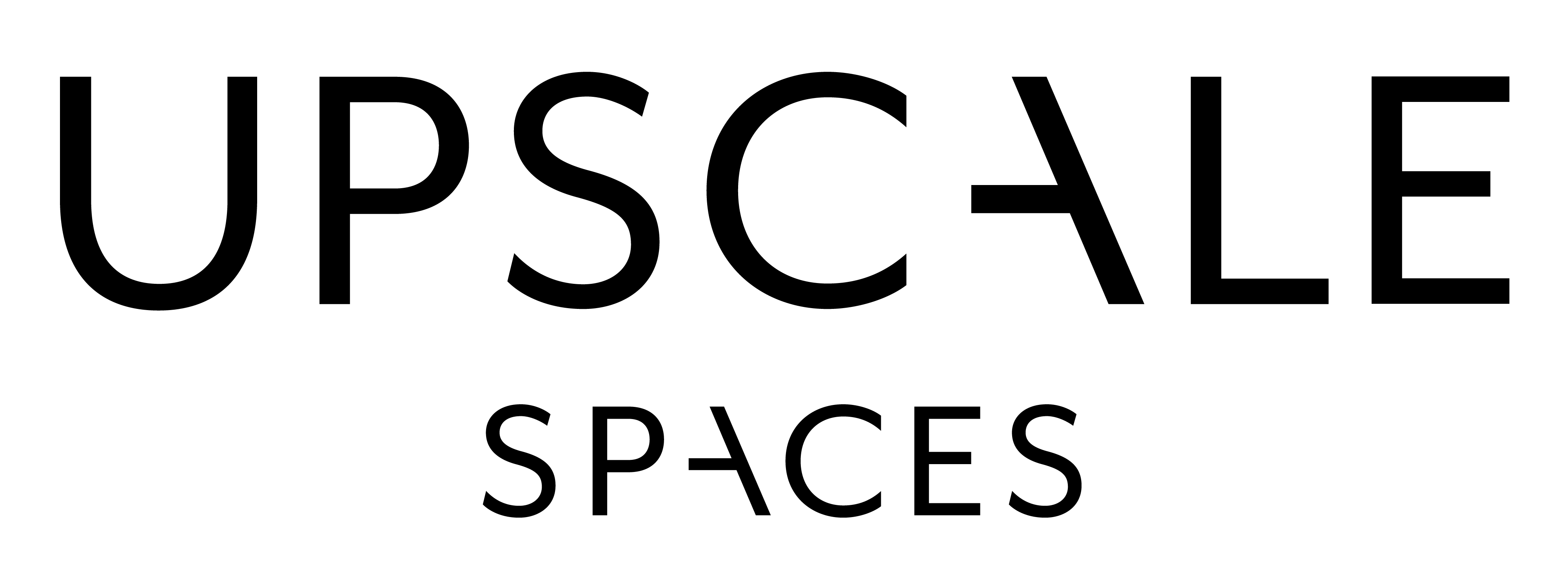 Upscale Spaces logo