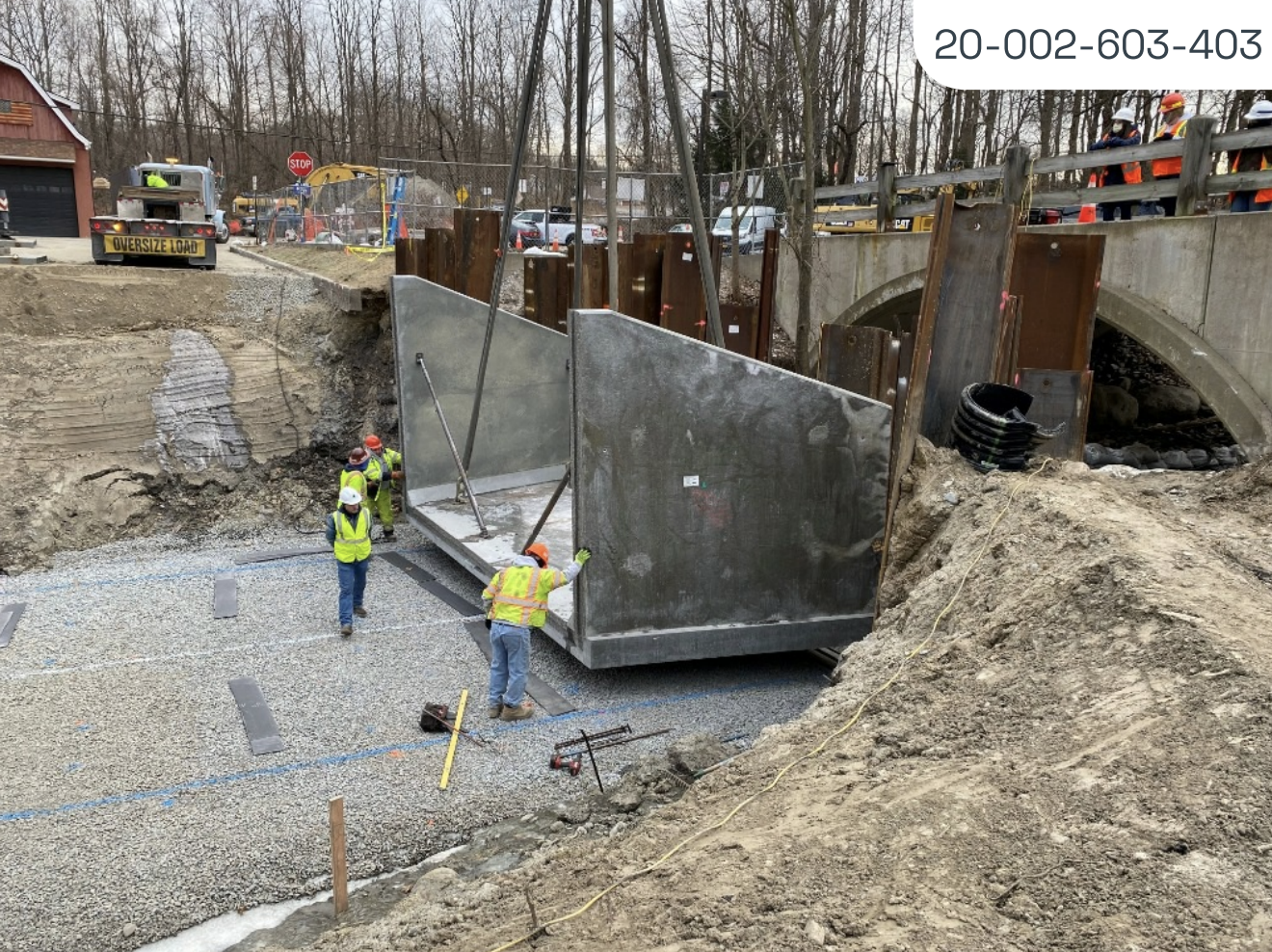 Back in August 2020, in the middle of a global pandemic, Riskcast welcomed Transit Construction Corp. to our family of clients! They have deployed the Riskcast platform as they work to replace 2 precast concrete culverts for the Town of Yorktown in the State of New York.