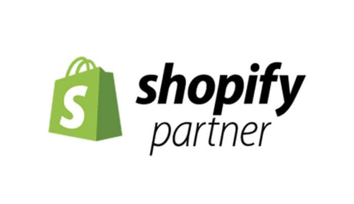 Shopify partner certification badge