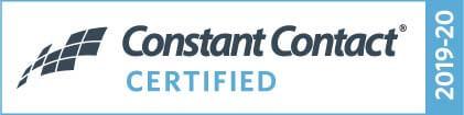 Constant Contact certified partner logo