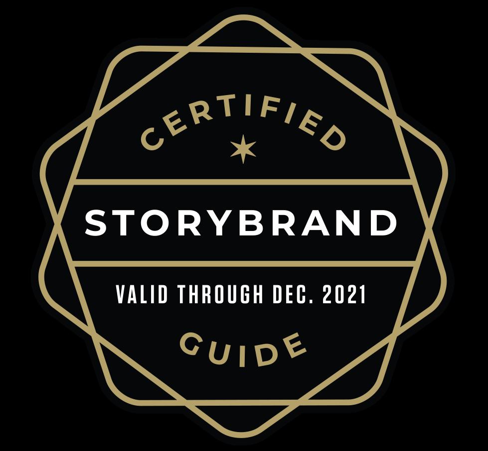 Certified StoryBrand Guide Logo