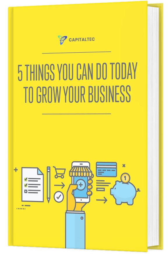 eBook 5 Things You Can Do Today To Grow Your Business