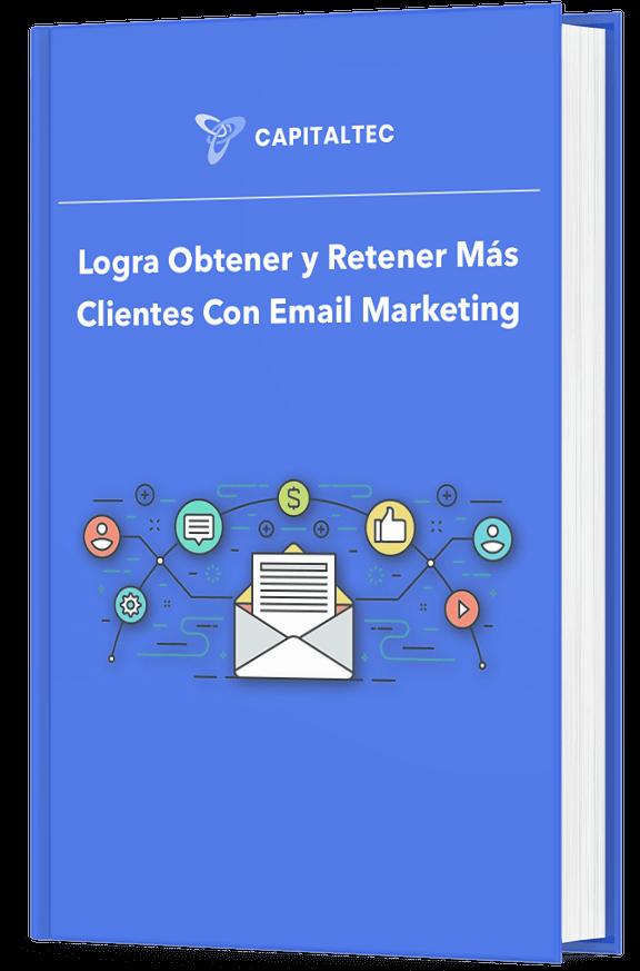 Logra obtener y retener más clientes con email marketing