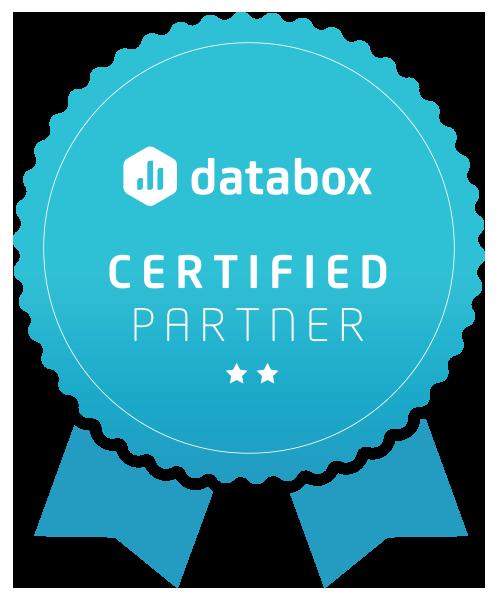 Databox Certified Partner Badge
