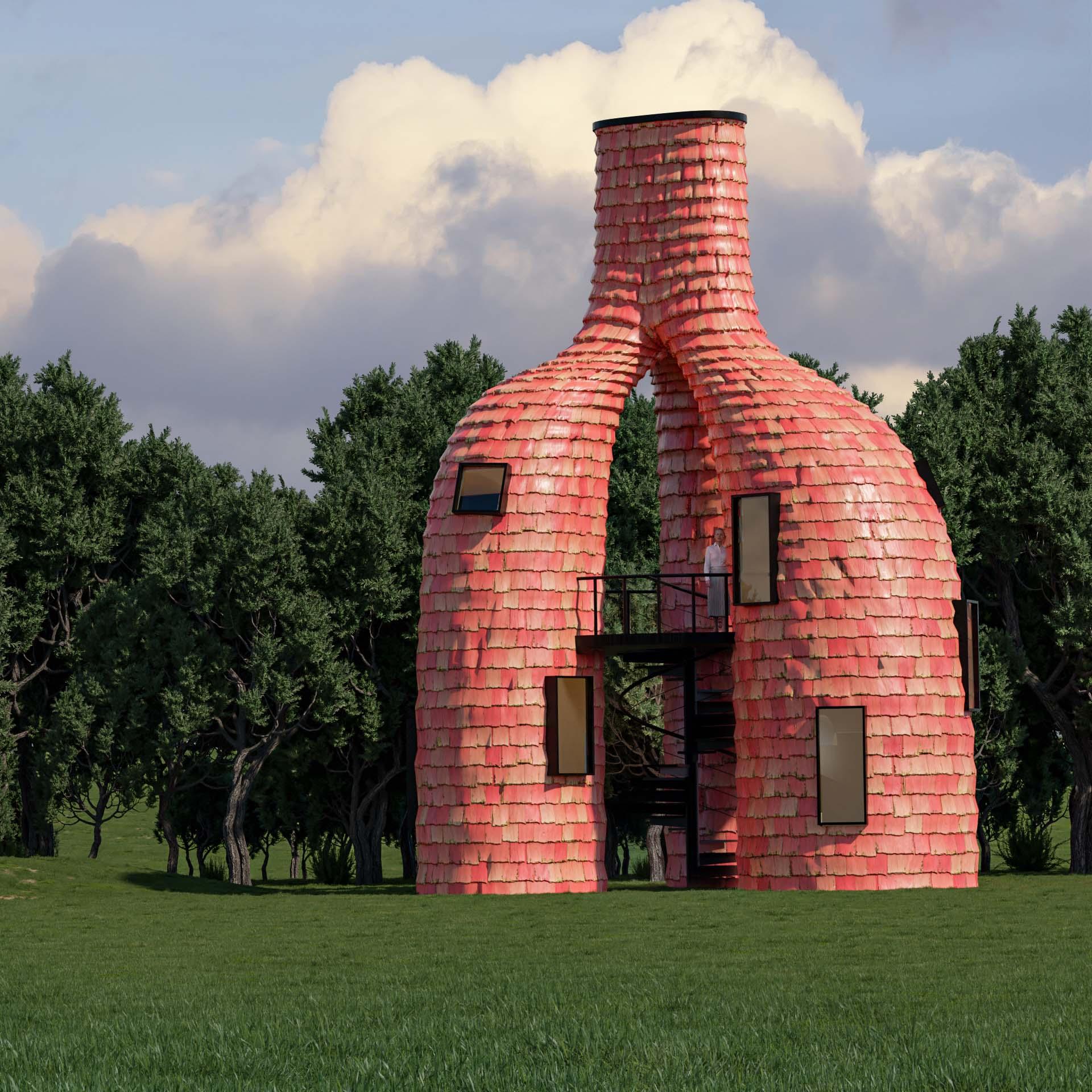 Triangle Love House