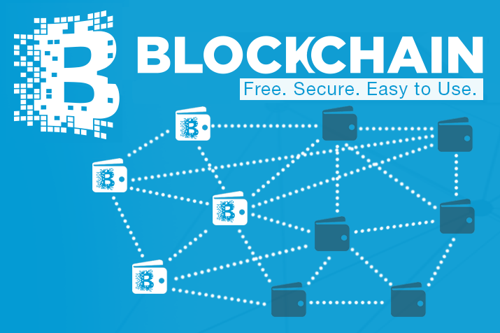 Blockchain : Free, Secure, Easy to use