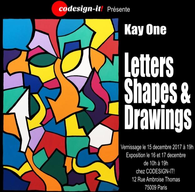 Kay One expose chez Codesign-it!