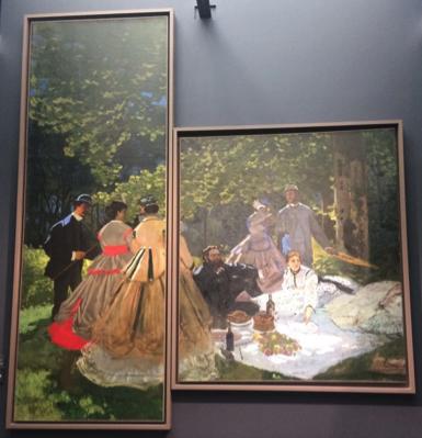 Transgression et loyauté : Courbet et les impressionnistes