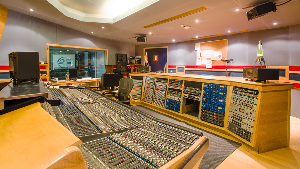 Galaxy Studios - The world's first dedicated 5.1 studio