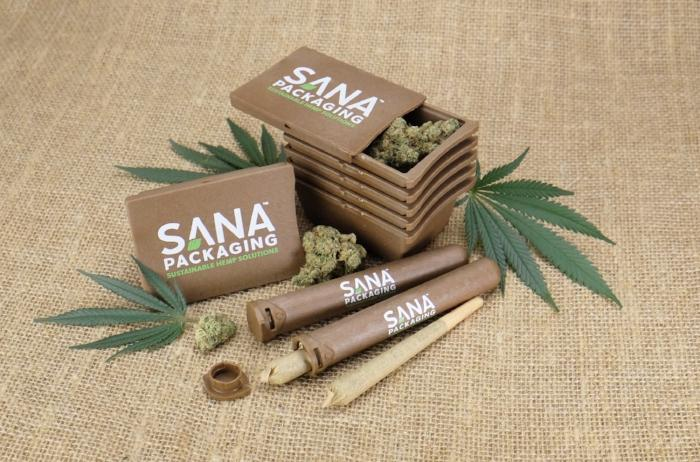 Sana Packaging is earth friendly cannabis packaging solutions