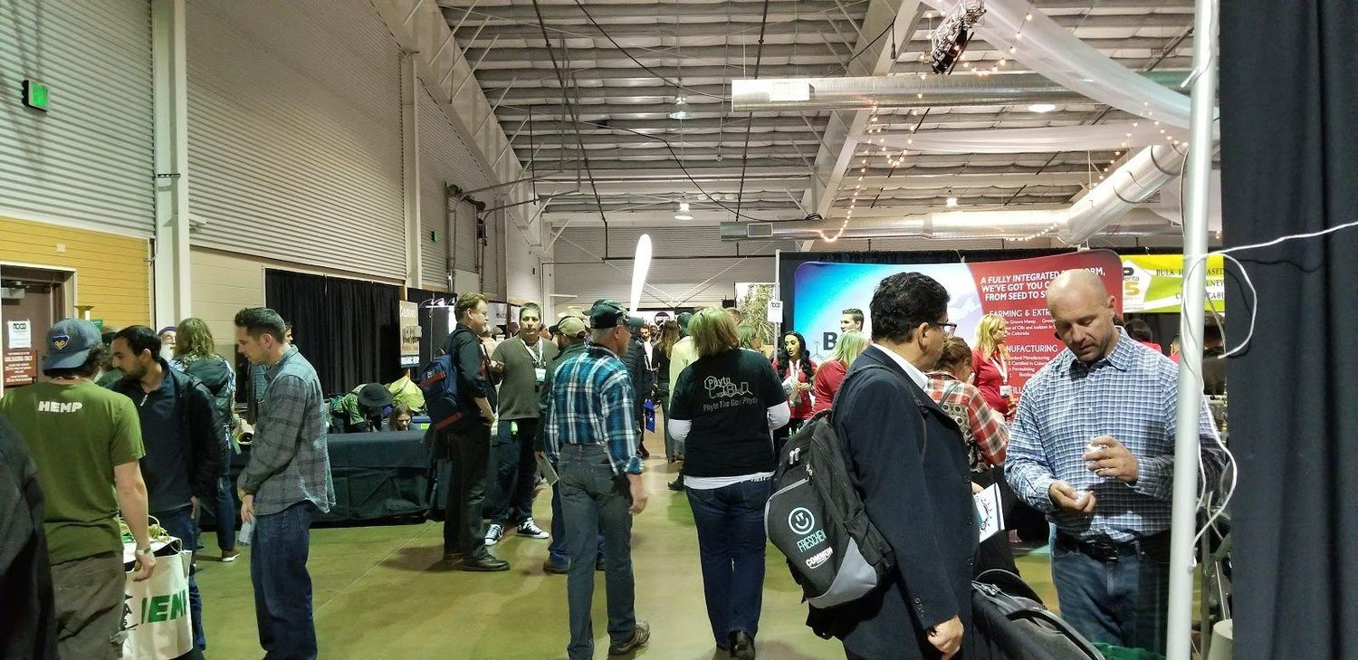 The NoCo Hemp Expo outgrew its currrent location in Loveland, Colorado