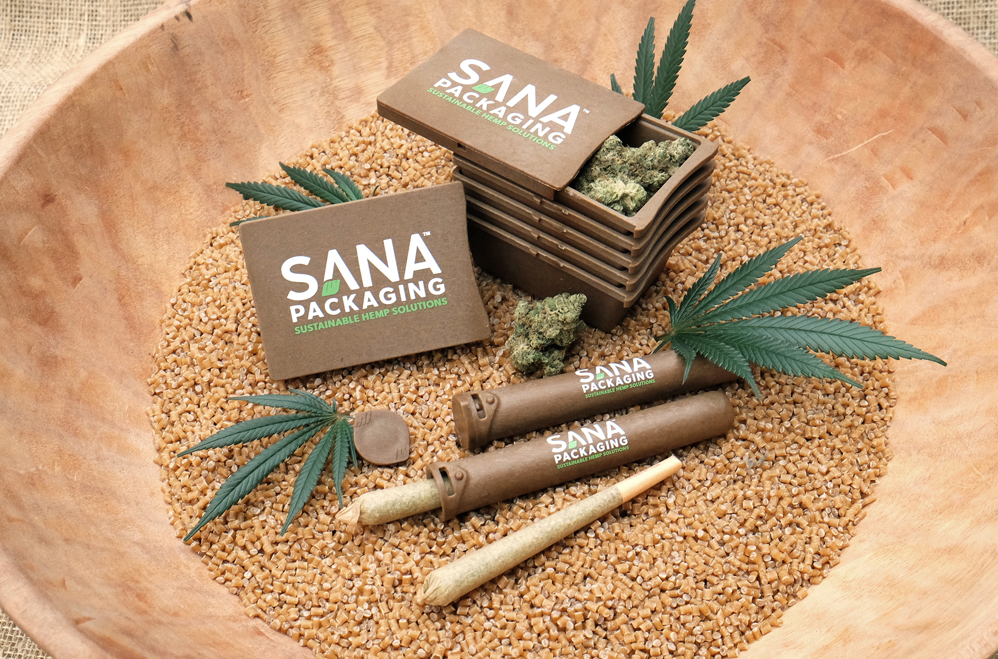 Image result for sana packaging